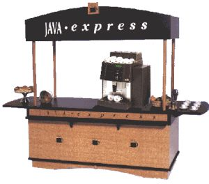 Best 25 coffee carts ideas on pinterest coffee bar for Coffee cart design