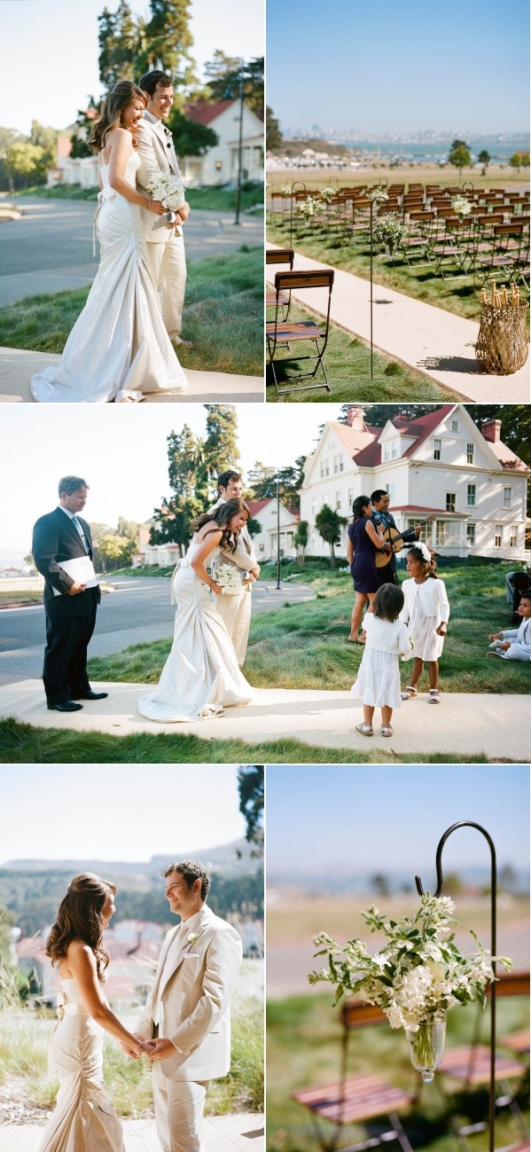 Man in wedding dress stories with holes