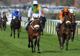 UK Festival: Grand National Horse Race 2012