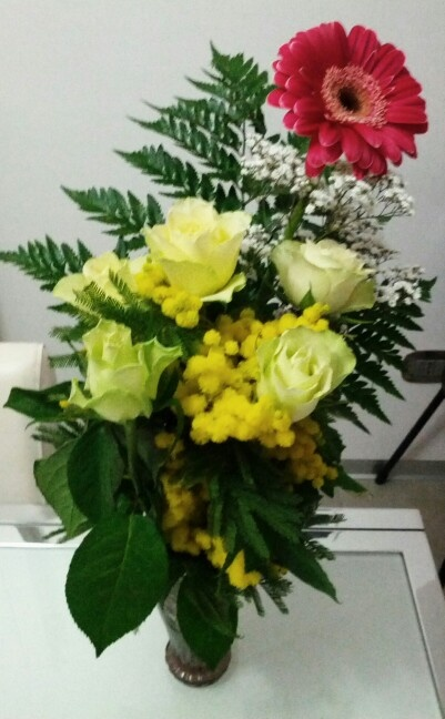 Woman's Int'l Day gift