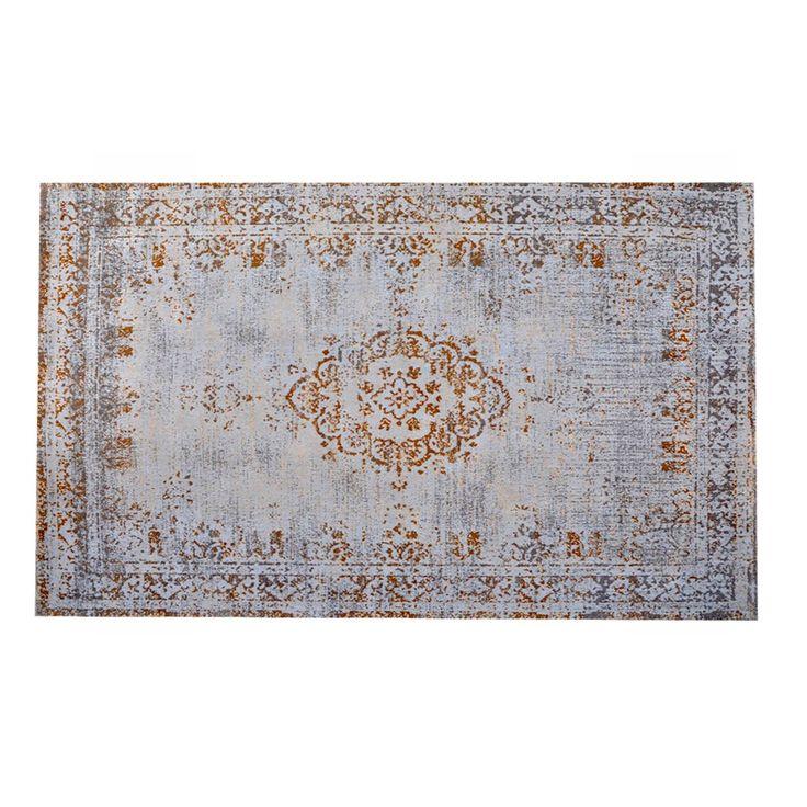 Maddy karpet bruin 170x240cm van Brix koop je zonder verzendkosten en snel bij deleukstemeubels.nl  | Deleukstemeubels.nl