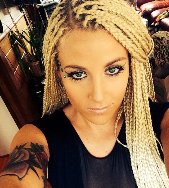 Best 25+ White girl braids ideas on Pinterest   White girl ...