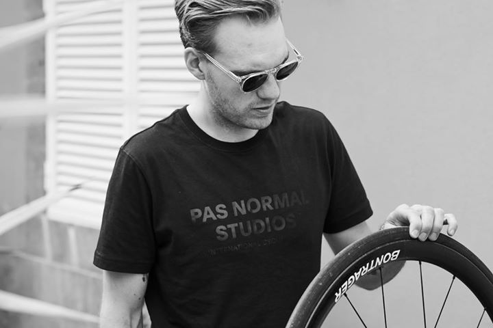 The Pas Normal Studios t-shirt has been redesigned and features an improved fit and overall quality upgrade.  Designed with a high-quality finish made in premium cotton.  Now available in the shop: http://bit.ly/2lOfpX6