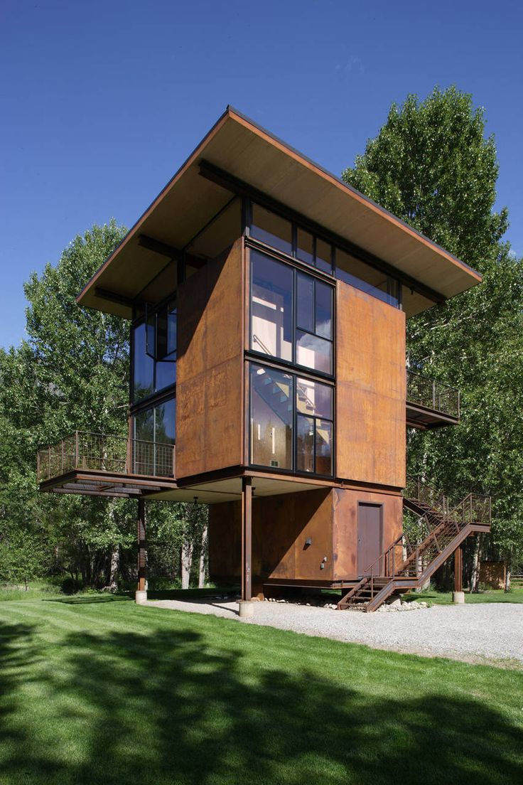 Delta Shelter | Olson Kundig Architects