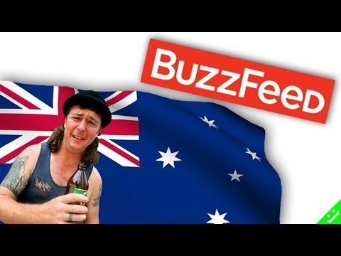 """An Aussie Answers Buzzfeed's """"21 Questions America Has For Australia"""" - YouTube"""