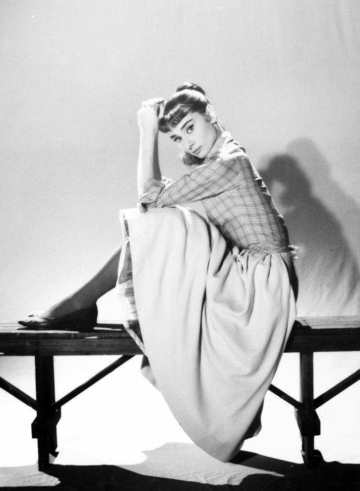 Rare Audrey Hepburn — Audrey Hepburn photographed by Pierluigi Praturlon...
