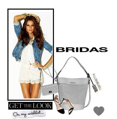 Te gusta tanto el blanco como a nosotros!!!! Si es así haz me gusta. #bridas #clenapal #bags #bolsos #spring #summer #style