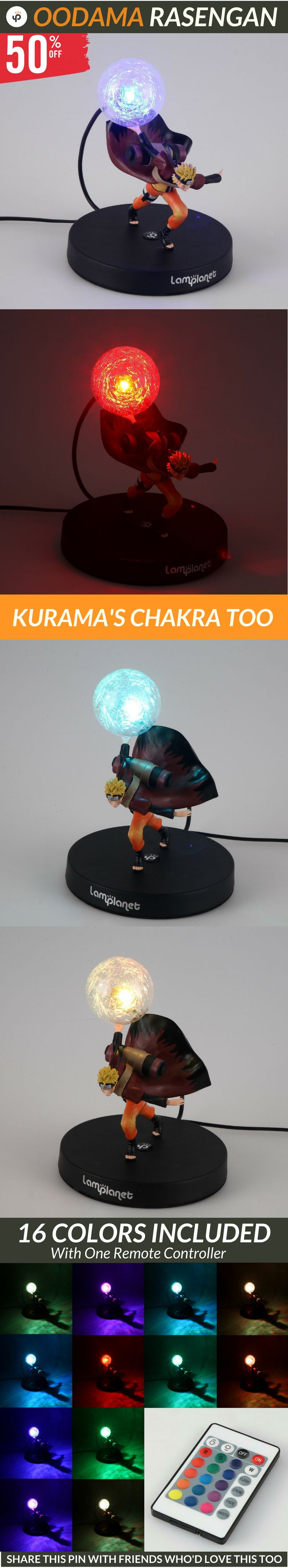 The One & Only Oodama Rasengan Lamp is Here!      Order Yours Now ➡ Only 1000 pcs Will Be Made.
