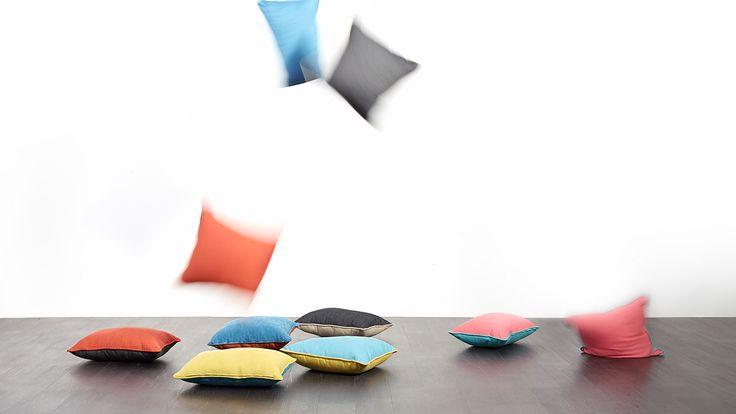 Z-Basics Cushion, Z-Inhouse, 2015