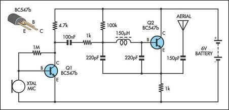 How to build Simple AM Transmitter?
