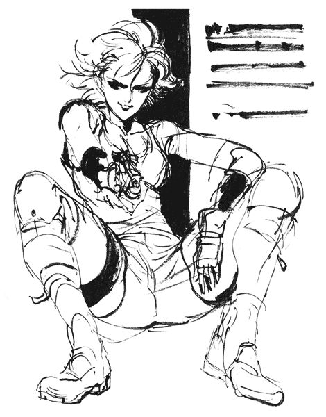 334 best The Art of Metal Gear images on Pinterest