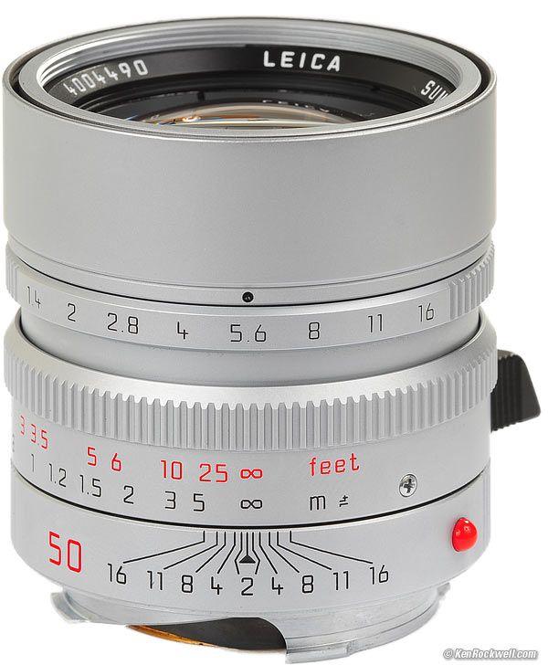 leica 50mm f/1.4