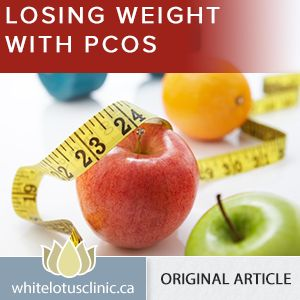 Many women with PCOS find it particularly challenging to lose weight. However, there are ways of making attempts at weight loss more successful.