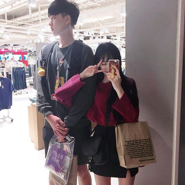 Korean Cute Couple