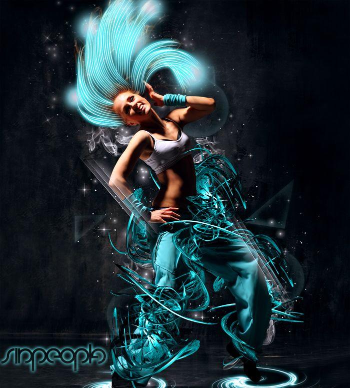 dance art by sinpeople.deviantart.com on @DeviantArt