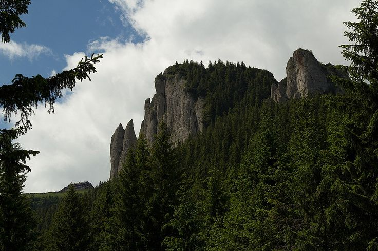 The Ceahlau Massif has throughout time stood as a muse for numerous writers who described it as an Olympus of the Romanians. Being a secret spring of legends and songs pertaining to the Romanian people, the Ceahlau is the mountain around which most stories have been woven, as every rock and every lodge has its own history.