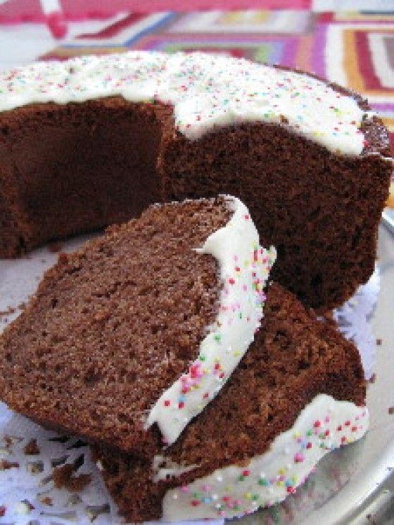 Nutella-Kuchen, nicht so gut wie erhofft (etwas trocken), aber essbar und die Kinder liebten ihn trotzdem.