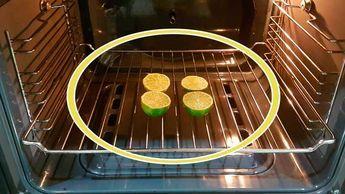 Me dijeron que pusiera 2 limones al horno y no hice caso, pero mi esposo lo hizo y es increíble lo que paso