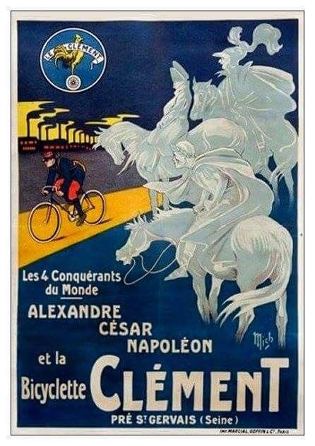 Cycles Clément, Paris