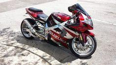 2002 Suzuki gsxr 1000, $8,500, image 1