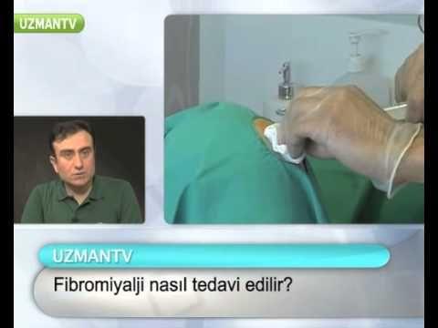 Fibromiyalji nasıl tedavi edilir - YouTube