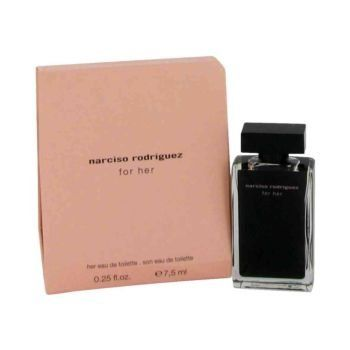 Narciso Rodriguez FOR WOMEN by Narciso Rodriguez - 0.25 oz EDT Mini - http://www.theperfume.org/narciso-rodriguez-for-women-by-narciso-rodriguez-0-25-oz-edt-mini/