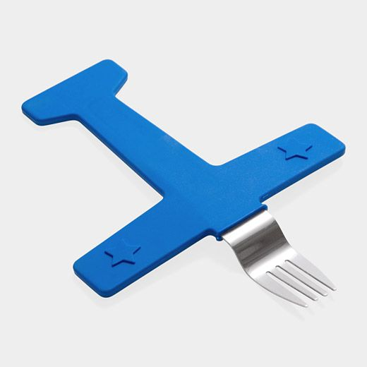 Finally!! An actual flying fork haha