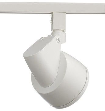 Trac 12 TL150 Facet MR16 Track Head, Tl150wh - contemporary - Track Heads And Pendants - LBC Lighting