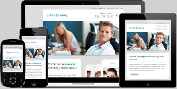 Hire Best Responsive Email Template Design Service Provider Company for You Business & Email Marketing.