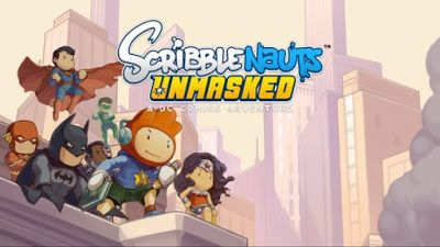 Download Scribblenauts Unlimited + Cracked Full Free For PC - Download Cracked Games Full Version For Pc