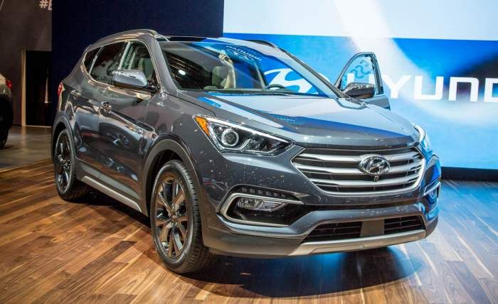 2018 Hyundai Santa Fe Sport Release Date, Changes, Review