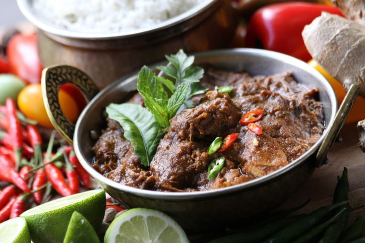 Our Lamb Rogan Josh perfect meal for those cold winter nights.