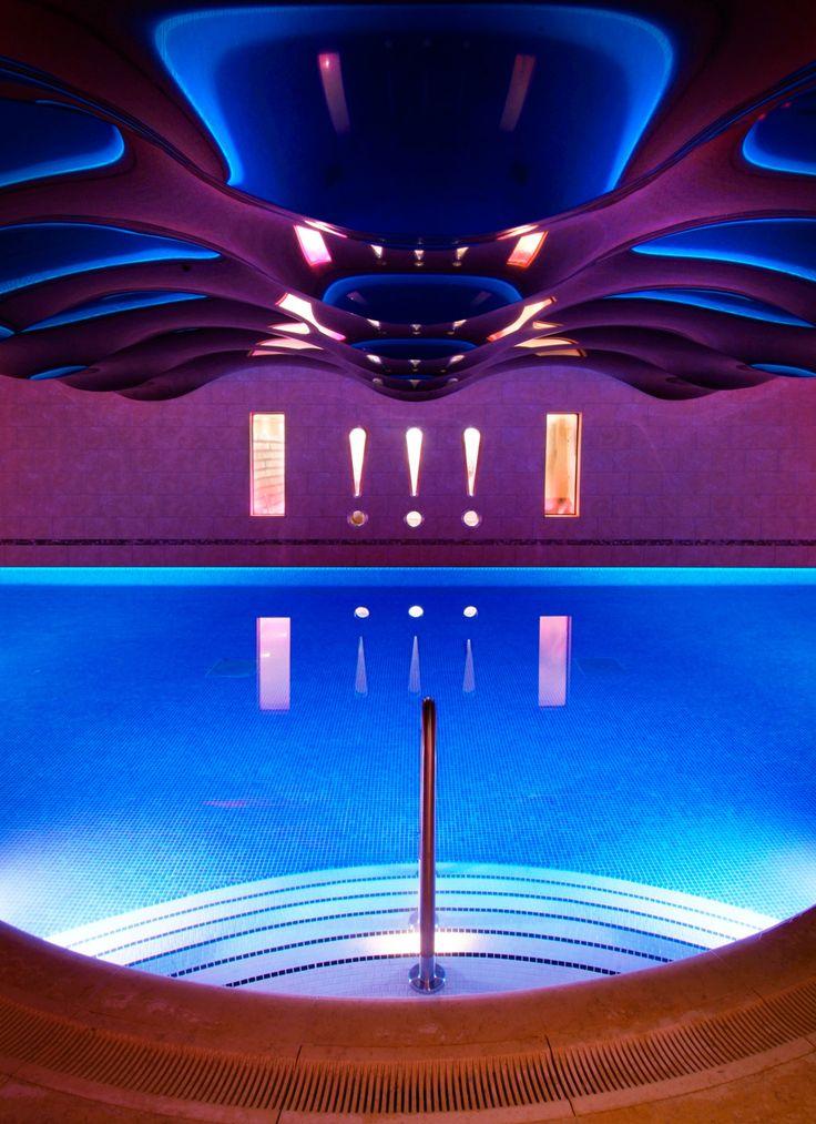 Best 25 underground pool ideas on pinterest underground for Pool design studio paris