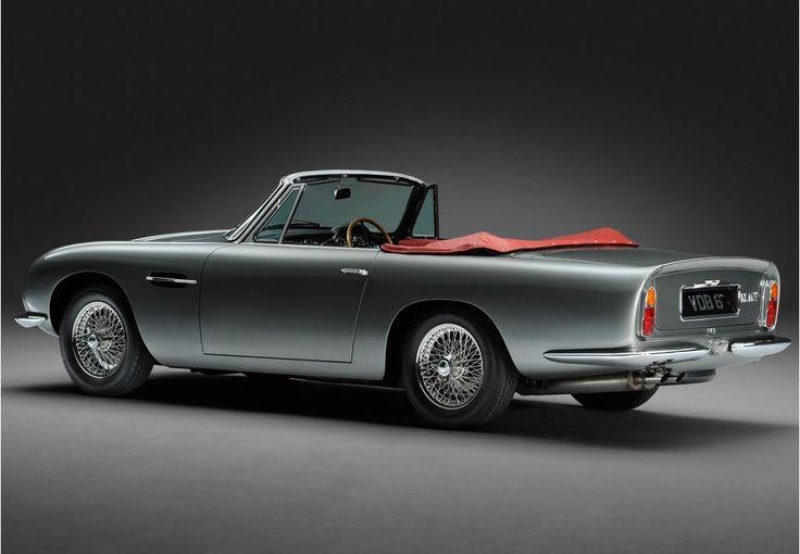1967 Aston Martin DB6 MKI Vantage Volante
