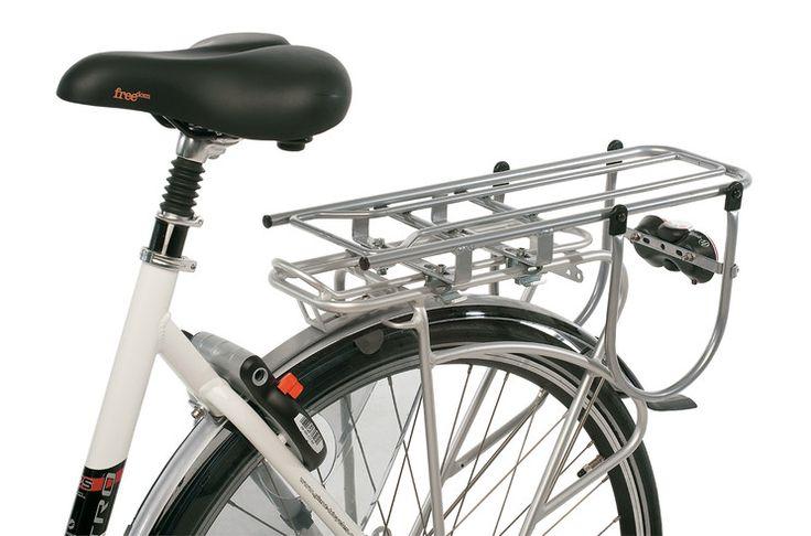 Thule Yepp Maxi EasyFit Carrier XL on bike