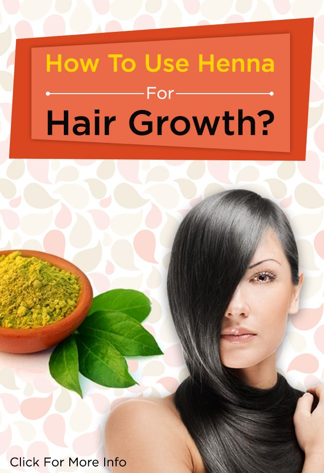 Henna acts as a good conditioner for your hair and helps it grow faster. There are many more benefits of using Henna for hair growth.