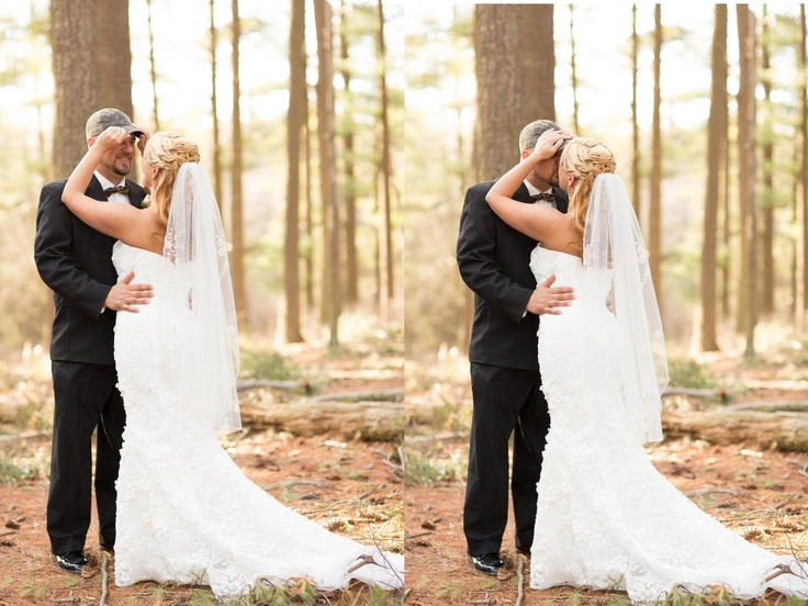 Bride Groom Camo Can Be Classy Photography Wedding Hat Camouflage Bridal Trees Love Marriage