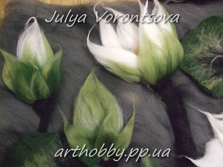 Gallery.ru / Фото #13 - FELT PANELS & PICTURES I - renew