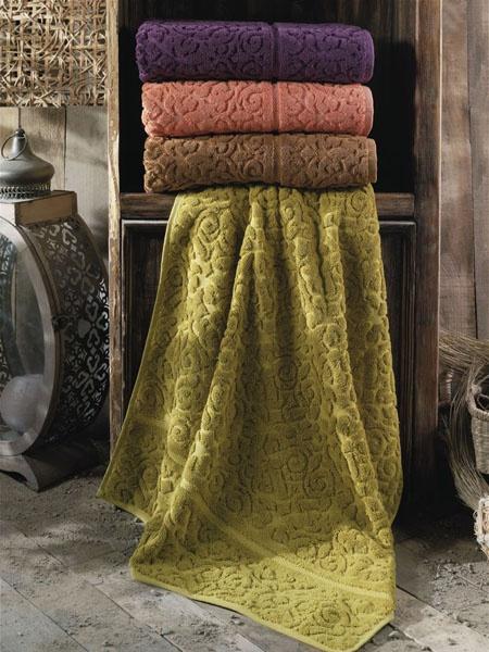 Turkishtowels BAROK Bath Towels