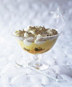 Trifles have never tasted so exotic - the unique sweetness of passion fruit runs through this luscious dessert recipe. A must try.