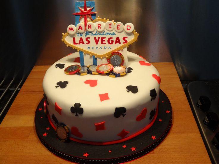 11 best Taart Vegas images on Pinterest | Casino cakes, Birthdays ...