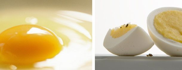 Testosterone is synthesized from cholesterol, and as such, food containing cholesterol is a good source of building blocks for testosterone. Eggs are a source of pure, unadulterated cholesterol, and one recent study showed that the excess cholesterol in eggs isn't as harmful as previously thought. So stock up on whole eggs.