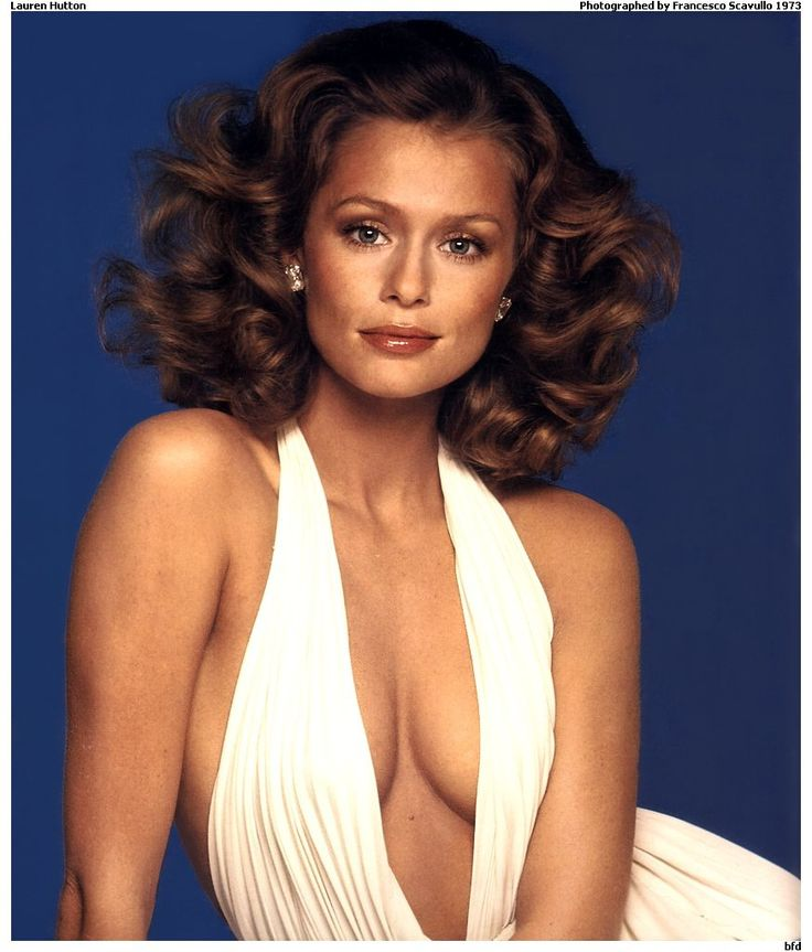 POOG: An Ode to Lauren Hutton