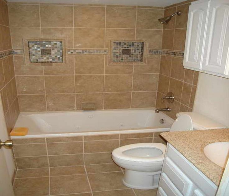 Latest Bathroom Tile Ideas For Small Bathrooms