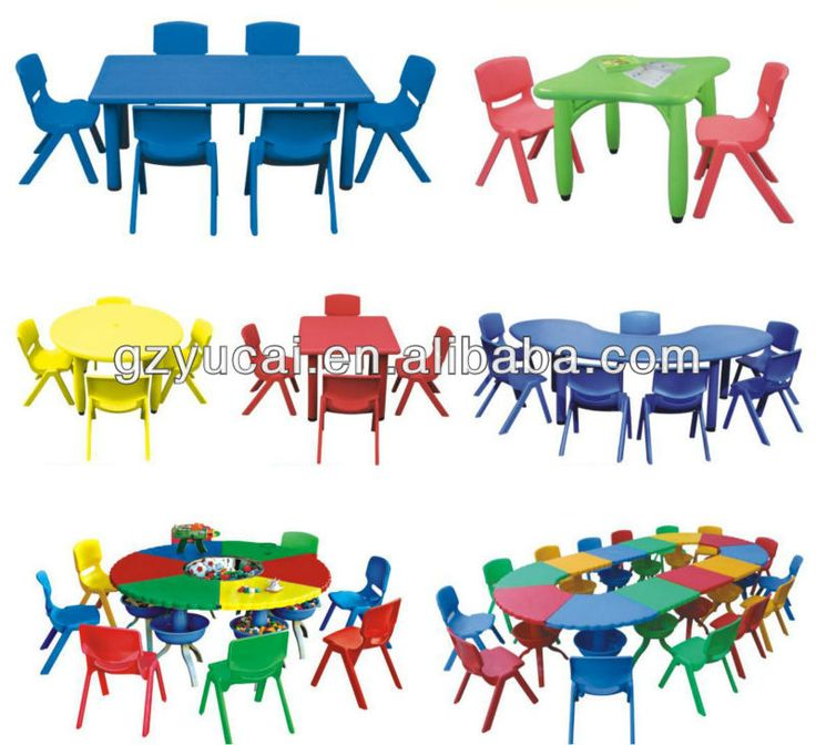 Kids preschool furniture daycare furniture