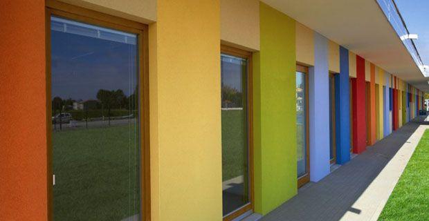 Galibardi di Soliera primary school - ViTre studio - Modena (Italy)