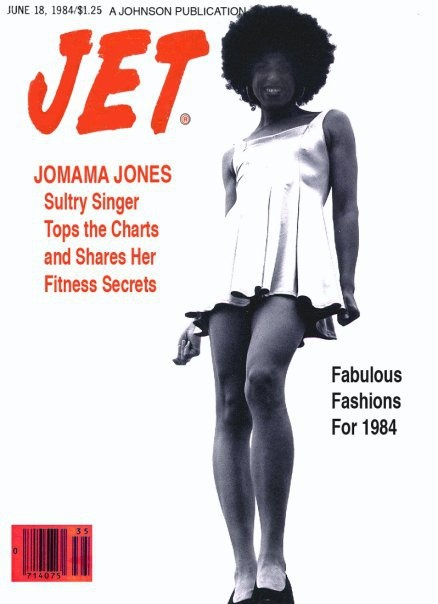 Jomama's JET article from 1984