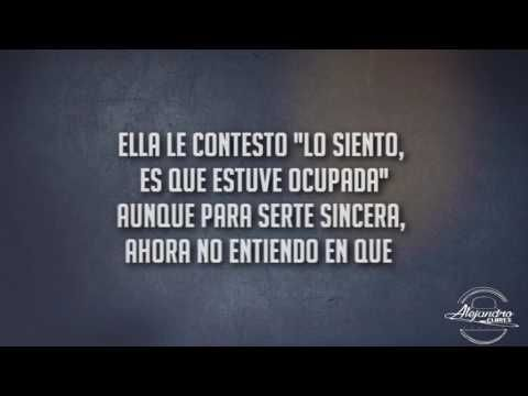 "Melendi - La Promesa _ Letra _ "" Te amo Carolina ☺ "" - YouTube"