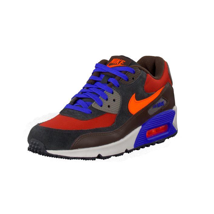 Nike Air Max 90 Winter Red Clay/Black fra Brandos. Om denne nettbutikken: http://nettbutikknytt.no/brandos-no/