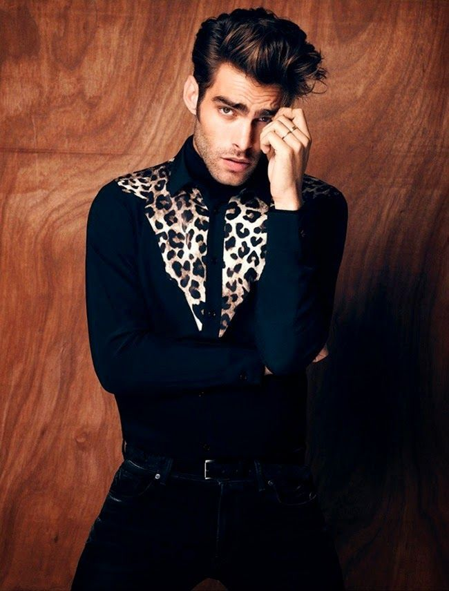 L'OFFICIEL HOMMES TURKEY: Jon Kortajarena by Emre Guven